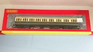 """Hornby R4874A GWR Collett Suburban Composite (LH) Coach """"6626"""" NEW"""