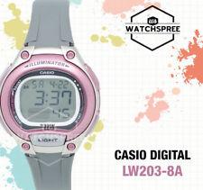 Casio Standard Digital Watch LW203-8A