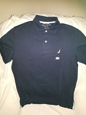 Nautica camisa tipo polo para Hombres azul oscuro - Polo shirt for men