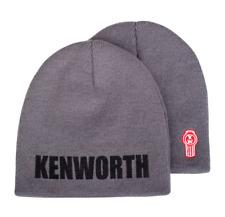 Kenworth Grey Beanie - Genuine Merchandise