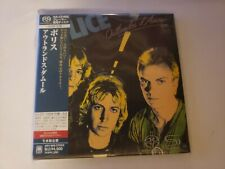 Outlandos d'Amour [Digipak] by The Police (SACD-SHM.jp),-2010 mini LP UIGY-9045