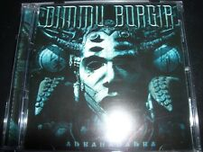 Dimmu Borgir ‎– Abrahadabra CD – Like New