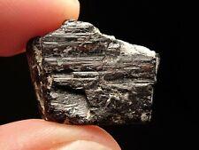 Rare Deep Red Tantalite Crystal Slightly Gemmy 6.9g