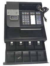 Casio Pcr T280 Business Electronic Cash Register Receipt Manual Keys
