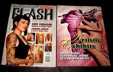 Tattoo Flash / Tattoo Magazine, September 2010, Number  # 103 + supplement