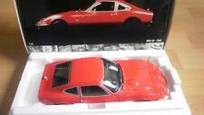 1:18 Minichamps - OPEL GT 1968 Red / Rot - RARITÄT - OVP