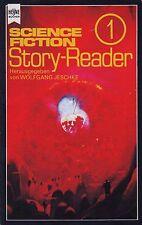 *r- Science FICTION Story-Reader 1 - Wolfgang JESCHKE  tb (1974)