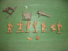 Barzso Woodland Indians in Camp - 54mm resin -