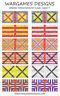 6mm Flags - Spanish Tercio Infantry - Sheet 7 - Pike & Shotte, Baroque, DBR