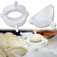 Eco-Friendly Plastic Dumpling Maker Wrapper Dough Cutter Pie Mold Pastry Tool WT