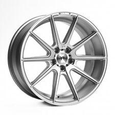 """Yido Performance YP1 Talia 10x20"""" 5x112 ET25 Audi A5 S5 RS5 B8 Matt silber"""