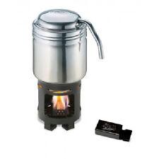 ESBIT CAFFETTIERA (fatta di alta qualità in acciaio inox)