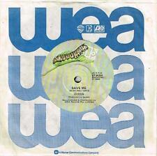 """QUEEN - SAVE ME - RARE 7"""" 45 VINYL RECORD - 1980"""