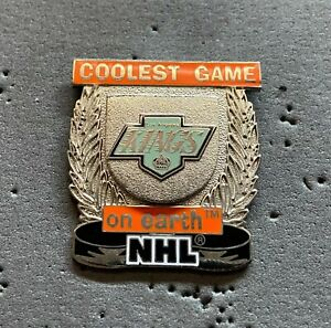 Los Angeles Kings Coolest Game on Earth NHL Hockey Pin