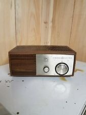 OLD Vintage General ELECTRIC AM Solid State Radio