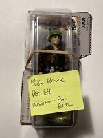 🔥1986 Hasbro Vintage GI Joe Action Figure 🔥 HAWK 🔥Near Complete + FILE CARD🔥