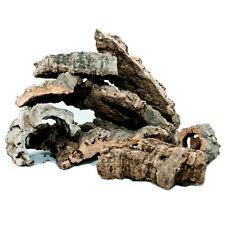 Tarantula Praying Mantis Snake Reptile Dragon Vivarium Wood Cork Bark Mix