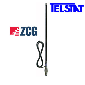 ZCG SG1100 AM/FM radio receive antenna Heavy Duty 900mm - Black or White