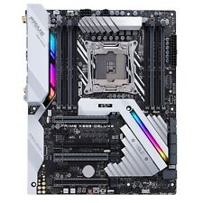 ASUS Prime X299-Deluxe Gaming Mainboard (ATX, Intel, DDR4, SATA 6,0Gbit/s, M.2)