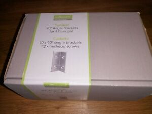 Millboard DuoSpan 99 Bracket 90º Box of 10 Sets