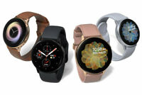 Samsung Galaxy Watch Active 2 SM-R835 40mm Stainless Steel Case Gold  B Stock