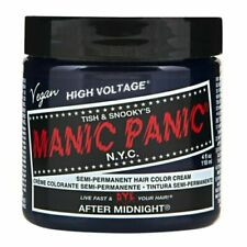 Manic Panic Classic Semi-permanent Vegan Hair Dye Color / Tintura per Capelli After Midnight