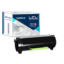 1PK 50F1H00 50F1000 501H 5000 pages Toner for Lexmark MS610DN MS610DTN MS610DE