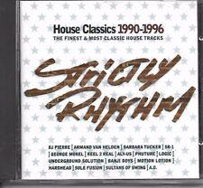 Sampler - Strictly Rhythm / House Classics 1990-1996