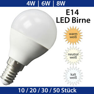LED Filament Leuchtmittel Kerze 4W = 40W E14 klar 460lm Neutralweiß 4000K