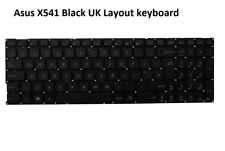 Asus X541 Black  Replacement Laptop Keyboard UK Layout