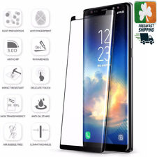Samsung Galaxy Note 9 CASE FRIENDLY 4D Clear HD Tempered Glass Screen Protector