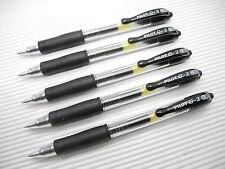 (numéro de suivi.) pilote de 12pcs G-2 0.38 mm Ultra Fine Roller Ball Pen Noir (Japon)