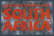 PANINI-SOUTH AFRICA 2010 WORLD CUP- #002-#003-2010 FIFA WORLD CUP SOUTH AFRICA