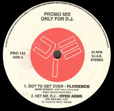 VARIOUS (FLORENCE / OPEN ARMS / KAALA / R.A.F. 4 AFRICAN POWER) - Promo Mix 141