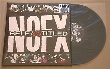 LP NOFX SELF ENTITLED LIMITED 180 GR 2012 PUNK ROCK HARDCORE LAGWAGON