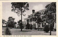Postcard Ocean Forest Club Myrtle Beach South Carolina SC
