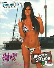 Taryn Thomas Signed 8x10 Photo PSA/DNA COA Picture Jersey Shore XXX Snooki Auto
