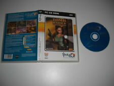 TOMB RAIDER IV 4 The Last Revelation Pc Cd Rom SO - Lara Croft  FAST POST