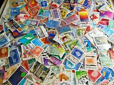 More details for holland - netherlands - a collection of 980 + small  and large used stamps