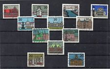 Alemania Federal Arquitectura serie del año 1964 (DD-778)