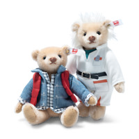 Back to the Future Teddy bear Set by Steiff - EAN 355325