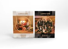 WANNA ONE - 0+1=1 I PROMISE YOU [Day+Night ver. SET] CD+Poster+Gift+Tracking no.
