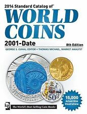 2014 Standard Catalog of World Coins, 2001-Date-ExLibrary