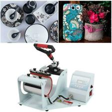 Multi-function Digital Printer Sublimation Mug Heat Press Transfer Machine 110V