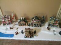 4FT Christmas Village Display Platform For Lemax Dept56 North Pole + More