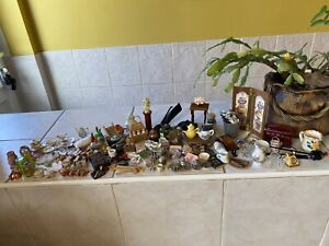 Large Lot of Dolls House Household bundle accessories 1.12