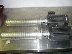 Charmilles Robofil 310 300 510 500 M3 pump, wire edm