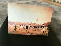 3 X SUNDERLAND A5 CARDS THE TEAM OF ALL TALENTS FAMOUS PAINTING BY T.M.M.HENRY