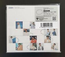 Seventeen 2nd Japan mini album 24h limited edition C no pcs / SVT semicolon