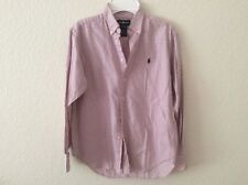 New without tags, Ralph Lauren boy's shirt, size M (12-14)